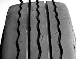 Commercial Tyre Regrooving