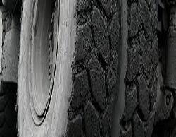 Vulcanised tyre repair